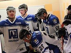 Havířovští hokejisté odehráli poslední dva přípravné duely.