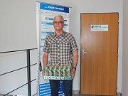 František Janetta z Bohumína se stal dalším výhercem kola. Gratulujeme.