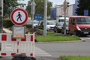 Dopravní omezení v Karviné
