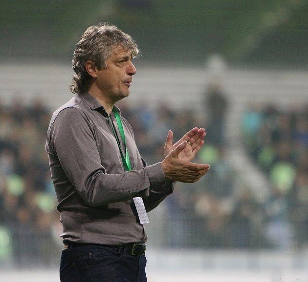 Trenér Karviné Jozef Weber má velkou zásluhu na tom, kde teď fotbalová Karviná je.