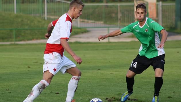 Orlovští fotbalisté po třech kolech brankového půstu konečně rozvlnili soupeřovu síť.