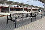 V Karviné dělníci dokončují opravu a modernizaci vlakového nádraží. Téměř hotov už je podchod, výtahy však zatím funkční nejsou.