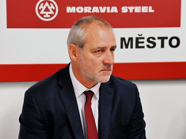 Generální manažer Třince Karel Kula.