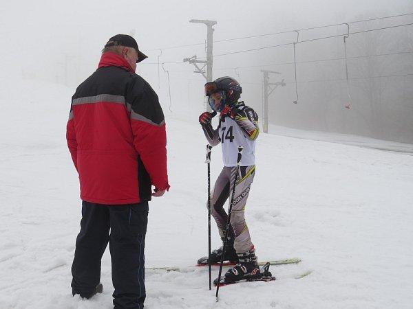 VMostech uJablunkova se běžně lyžuje až do jara.