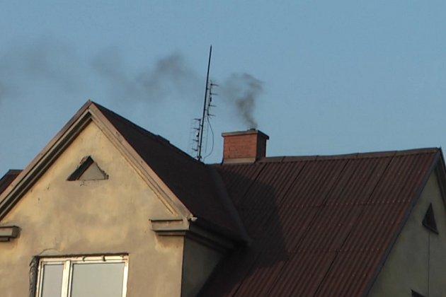 Znečištění ovzduší v regionu