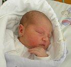 Michálek Mikula se narodil 23. srpna paní Marcele Mikulové z Petřvaldu. Porodní váha miminka byla 3980 g a míra 52 cm.