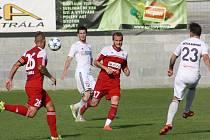 Karvinští fotbalisté využijí přestávku k přípravnému utkání v Gliwicích.