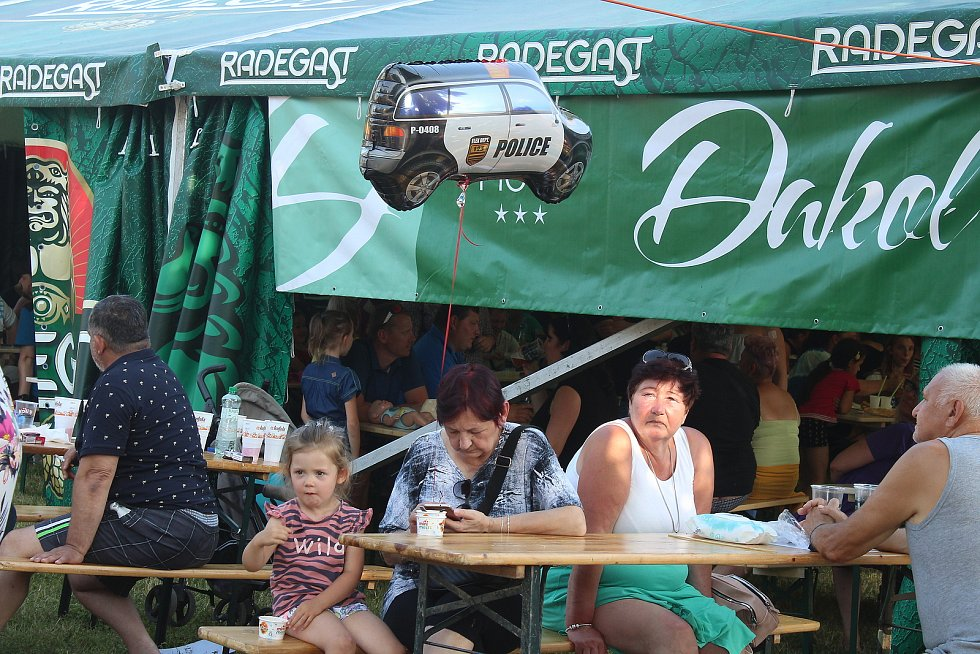 Ve Stonavě se v sobotu a v neděli koná tradiční pouť.