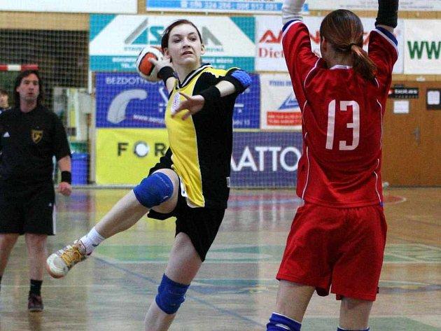 Dorostenky Sokola obsadily v I. lize deváté místo.