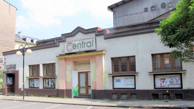 Kino Central v Českém Těšíně.