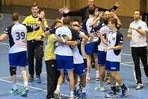 Házenkáři MHK Karviná vybojovali cenné dva body a v sobotu završí první půlku sezony domácím utkáním s Litovlí B.