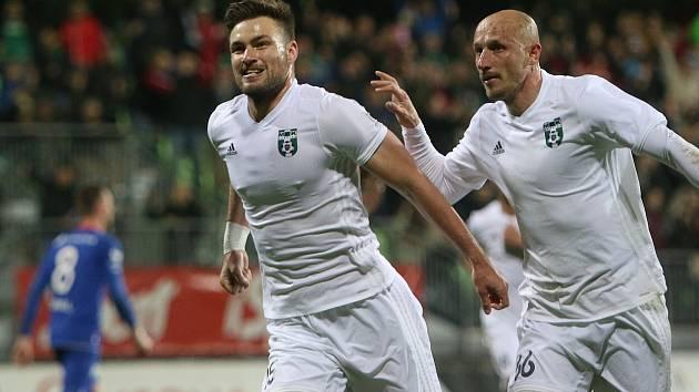 Kolik radosti zažijí fotbalisté Karviné v duelu proti Slavii?