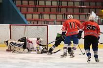 Okresní hokejisté završili úvodní boje v play off krajské soutěže.