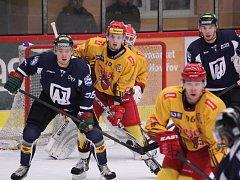 Havířovští hokejisté konečně vyzráli na Jihlavu.