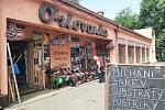 Orlová-Město. Náměstí, Orlovanka.