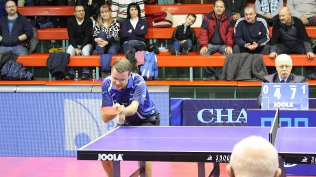 Havířovský stolní tenista Ivan Karabec dosáhl dalšího velkého úspěchu.