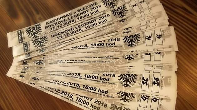 Festival Karvinské a Slezské rockové legendy proběhne v sobotu 15. prosince v karvinském klubu Hard Cafe.