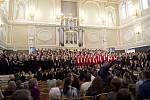 Sbor permoník získal cenu Grand prix na soutěži v Petrohradu.