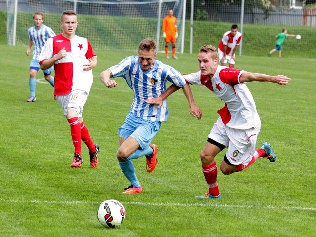 Orlovští fotbalisté se na závěr podzimu dočkali vysoké výhry.