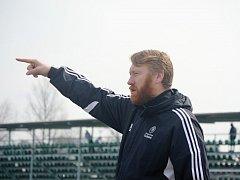Petr Gibala, šéftrenér mládeže v MFK Karviná.