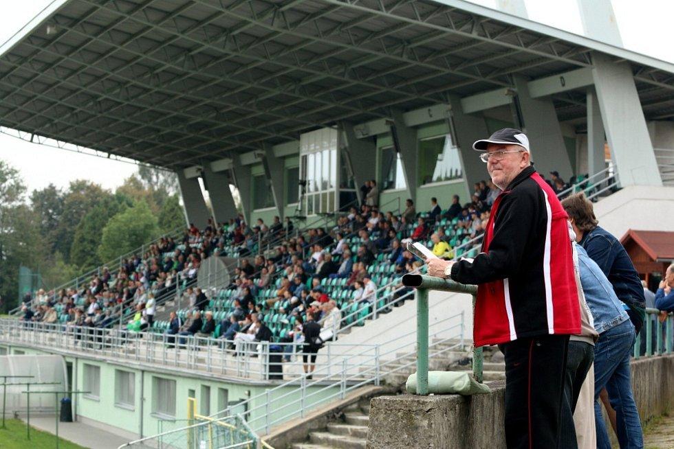 Poslední utkání Karviné na stávajícím stadionu se vyvedlo. Domácí vyhráli 2:1.