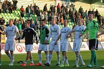 Fotbalisté MFK si během podzimu užili hodně radosti.