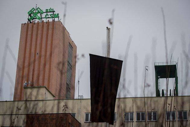 Otřesy a mimořádné události při těžbě uhlí