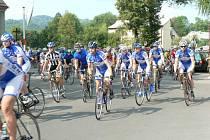 Silniční závody v cyklistice jsou v plném proudu. Na těch nedávných uspěli i borci Fesa Petřvald.