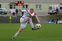 Jan Šisler odehrál proti Znojmu výborný zápas.