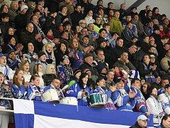 Orlovští fanoušci dofandili. Sezona pro Orly skončila.
