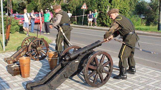 Tradiční pouť ve Stonavě