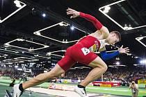 Pavel Maslák si v Německu doběhl pro druhé místo.