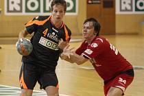 Házenkáři Karviné prohráli v Praze, teď je čeká derby s Kopřivnicí.