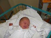 Jaroslav Blažek se narodil 29. listopadu mamince Adrianě Černické z Orlové. Po narození chlapeček vážil 3280 g a měřil 48 cm.