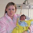 Samuel Alabán se narodil 27. října mamince Andree Alabánové z Karviné. Po narození chlapeček vážil 3130 g a měřil 47 cm. Sestra Natálka se na miminko moc těší.