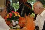 Leo Matoušek oslavil své 100. narozeniny.