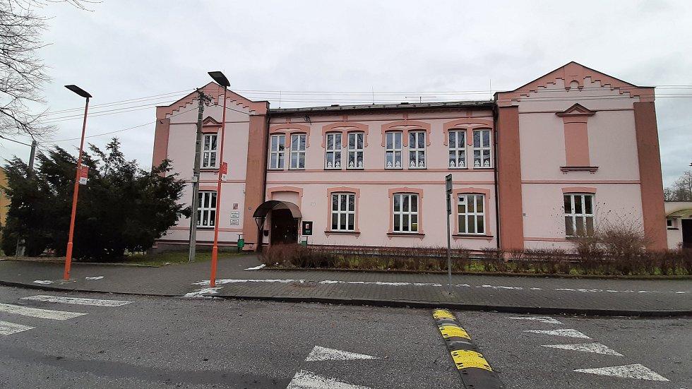 Doubrava. budova mateřské školy