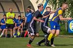 FK Bospor Bohumín - Dětmarovice 1:0, předkolo MOL Cupu (25. 7. 2021).