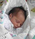 Mamince Adrianě Wróblové z Karviné se 5. srpna narodila dcerka Nicol. Po porodu holčička vážila 2550 g a měřila 46 cm.