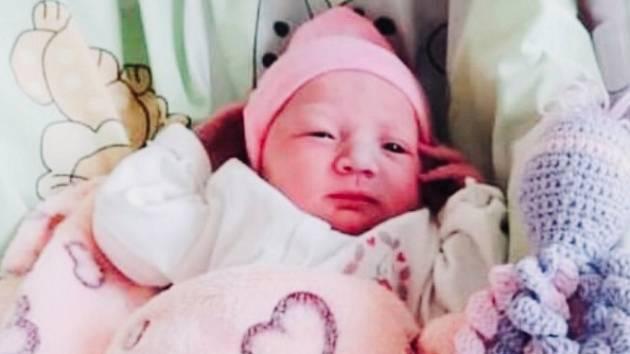 Prvním miminkem Karvinska je holčička Karin.