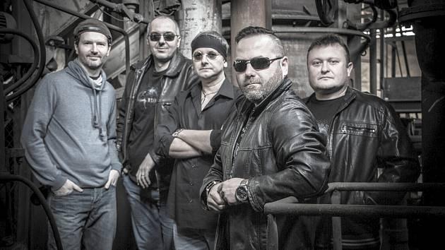 Bohumínská kapela Grog.