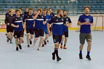 Hokejisté Havířova vyběhli k úvodním tréninkům letní přípravy.