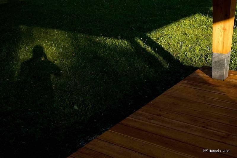 Yoga point v Karviné-Darkově nabízí krásné výhledy do okolní přírody.