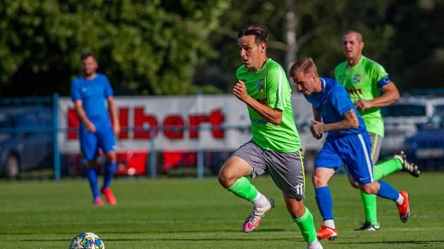 Petrovičtí fotbalisté se zvedli proti Fulneku.