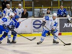 Hokejisté Orlové nestačili na dalšího soupeře.