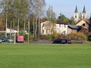 Na návštěvě: Baník F. Orlová - fotbal
