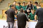 Starší žáci HCB Karviná rozjeli další ročník celorepublikové soutěže.