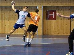 Házenkáři MHK rozehráli barážové utkání.