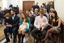Vítání občánků v Havířově, 24. února 2019