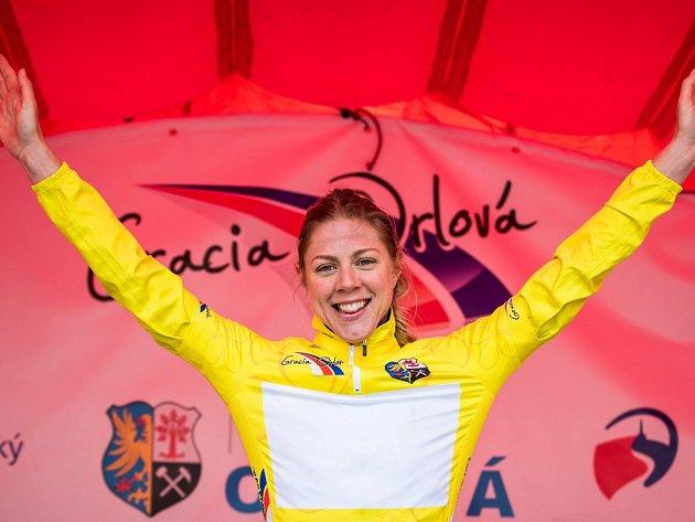 Emilia Fahlin ze Švédska vyhrála zatím obě etapy Gracie.